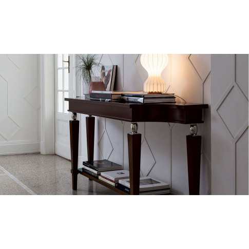Large Heritage Console Table
