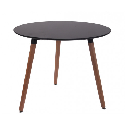 Morello Black Round Dining Table round dining table ...