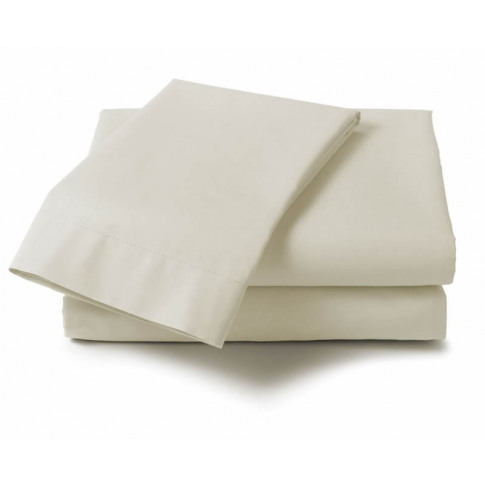 Percale Easy Care Fitted Sheets small single size - ...