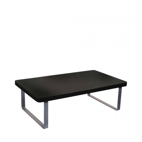 Mya Black High Gloss Coffee Table