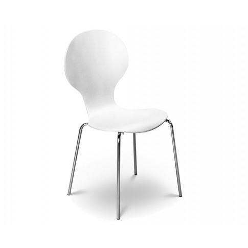 Keeler White Dining Chair