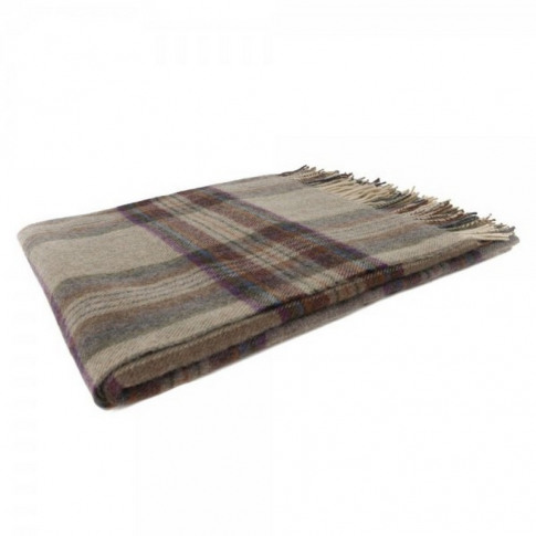 Magee 1866 Willow - Large Green, Red, Purple & Rust ...