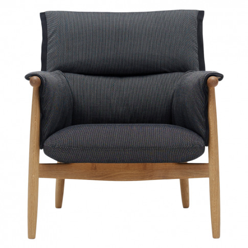 E015 Embrace Lounge Chair Oiled Oak