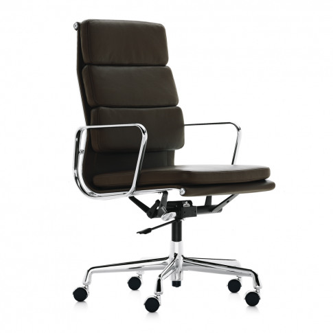 Ea 219 Soft Pad Office Chair Premium Leather