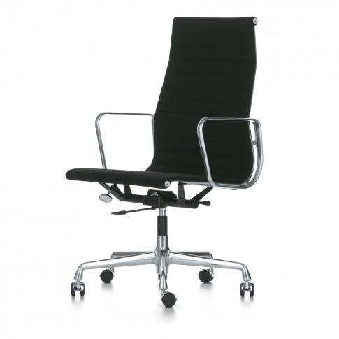 Ea 119 Swivel Office Chair Hopsak Fabric
