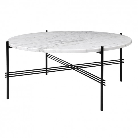Ts Coffee Table Black Base Large
