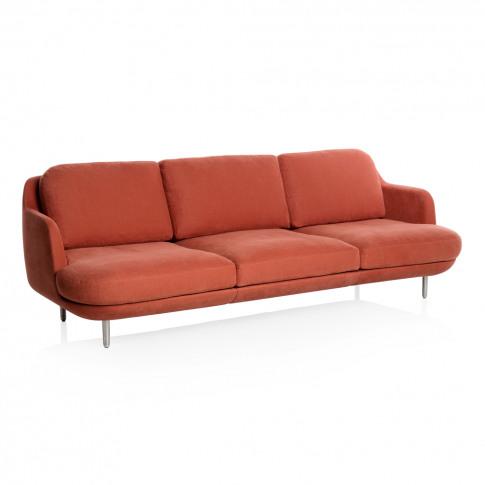 Lune Sofa 3-Seat Linara Fabric