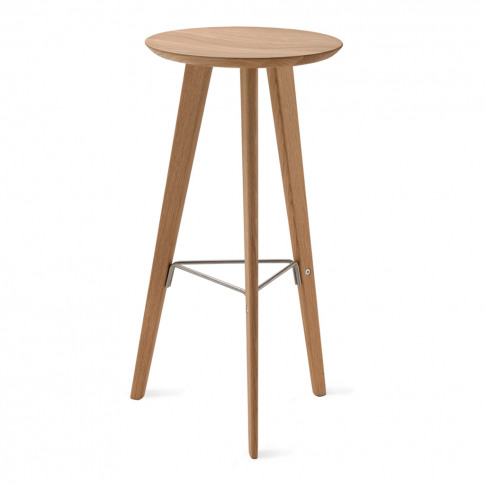 Ido Bar Stool Oak