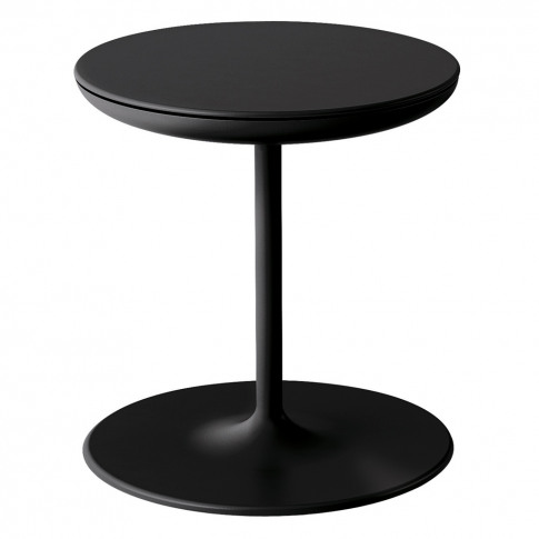 Toi Side Table 360 Rotate Black