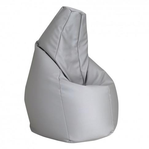 Large Sacco 280 Bean Bag In Grey