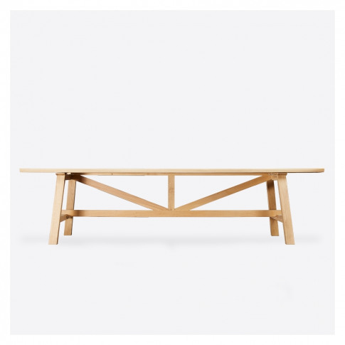 Pendle Dining Table Oak 300cm