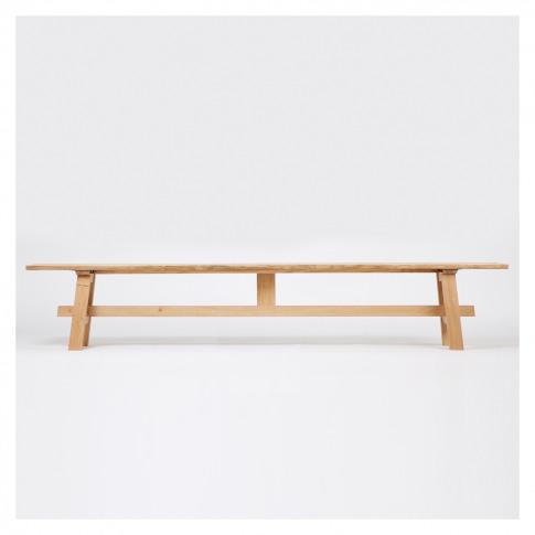Pendle Bench Oak 200cm