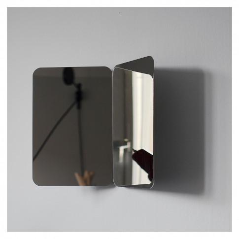 124° Mirror Small