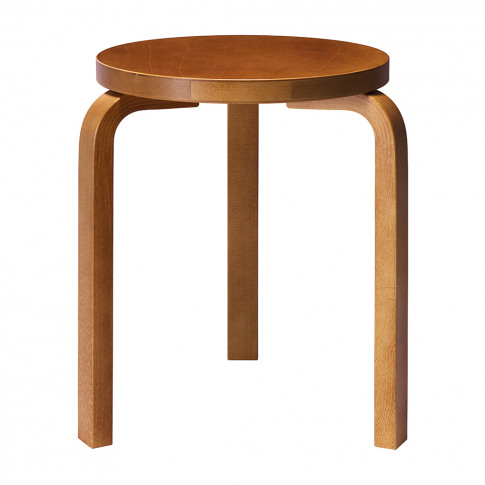 Stool 60 Honey Stained Birch
