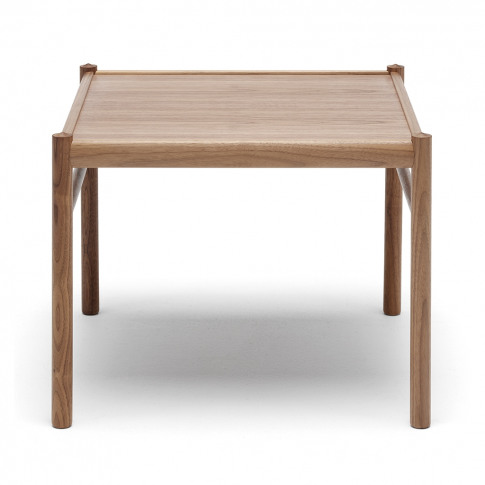 Ow449 Colonial Side Table Oiled Walnut