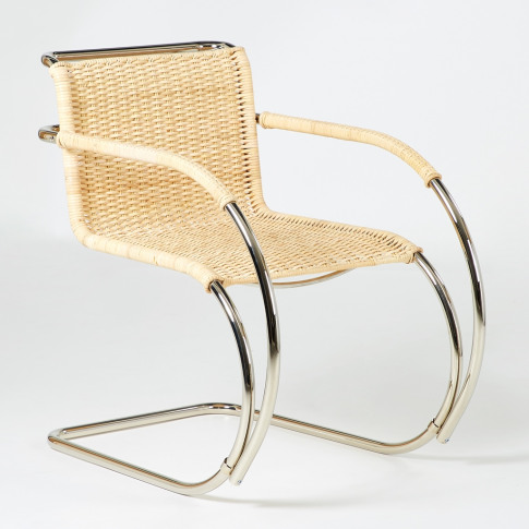 D42 Armchair Natural Cane