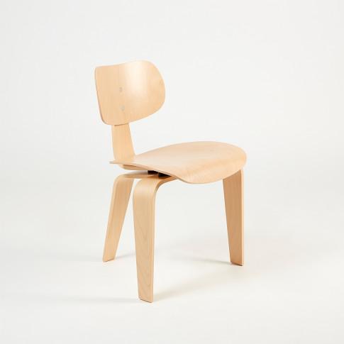 Se42 Dining Chair Natural Beech