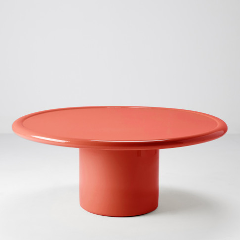 Mag Coffee Table In Red