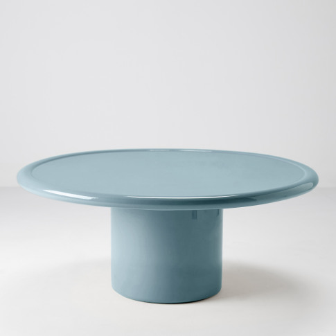 Mag Coffee Table In Blue