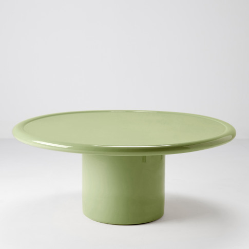 Mag Coffee Table In Green