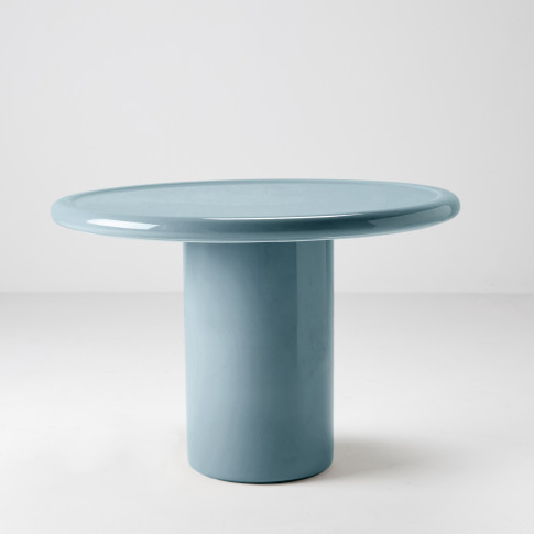 Short Mag Side Table In Blue
