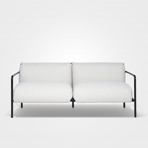 Fold 2-Seater Sofa Textured Stone