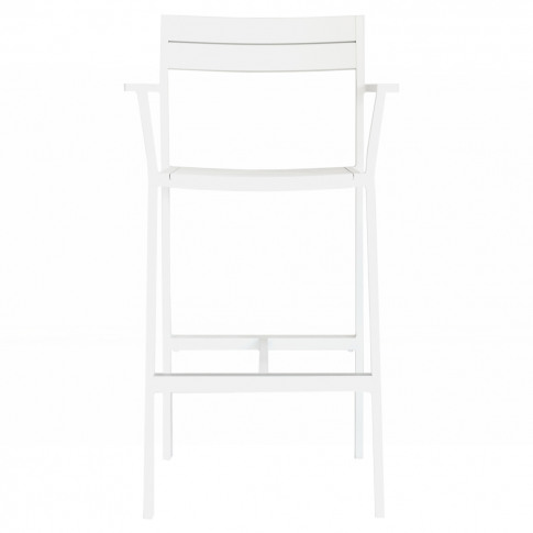 Eos Bar Stool In White