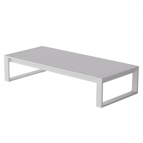 Eos Coffee Table In White