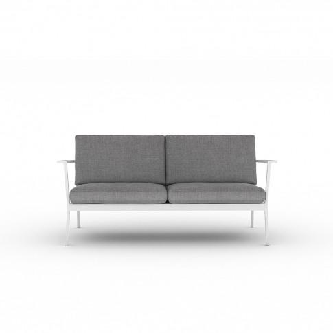 Eos 2-Seater Sofa In White