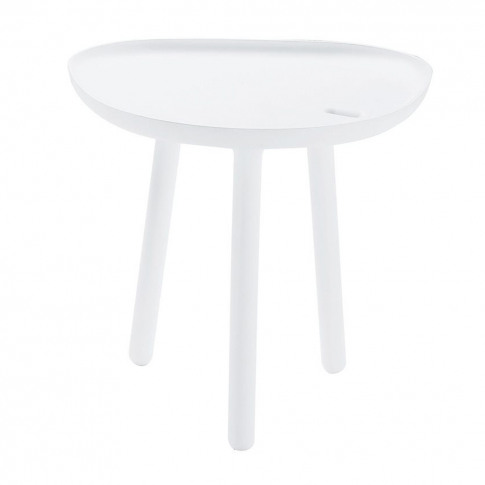 Loto Outdoor Coffee Table White