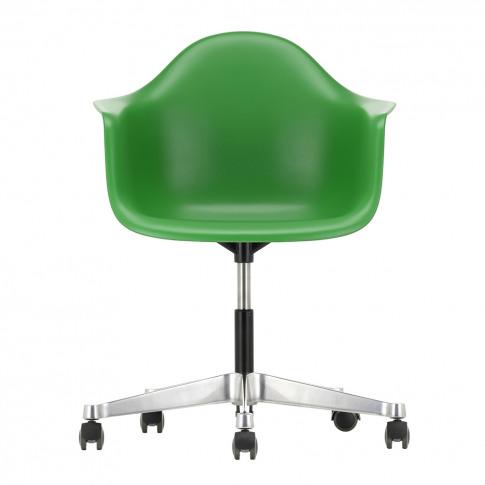 Pacc Plastic Armchair Green