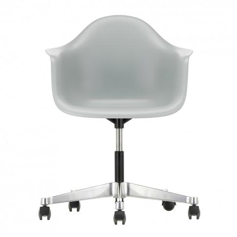 Pacc Plastic Armchair Light Grey