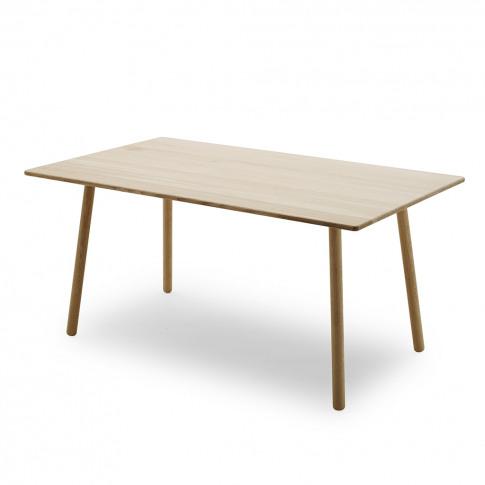 Georg Dining Table In Oak