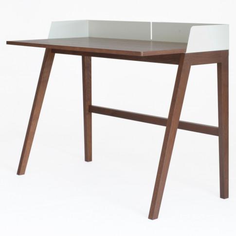 Brockwell Desk In Stained Walnut