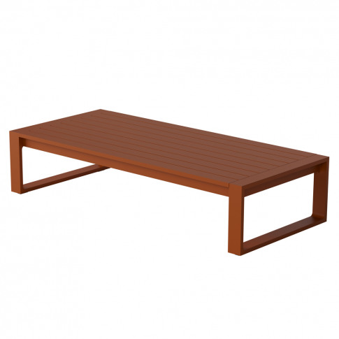 Eos Coffee Table In Rust