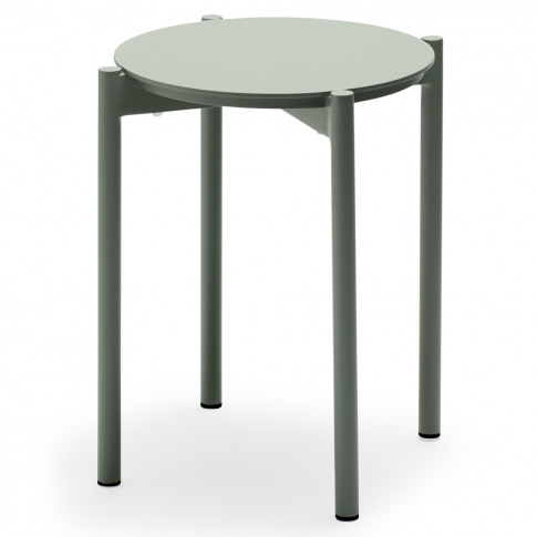 Picnic Stool In Grey