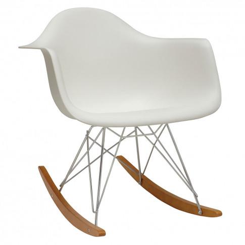 Rar Plastic Armchair White
