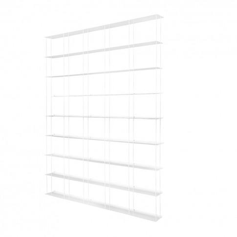 Krossing Shelving Unit 166 X 200cm White