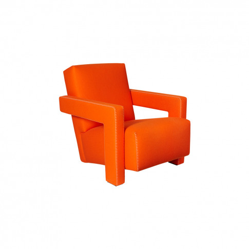 637 Utrecht Armchair Orange