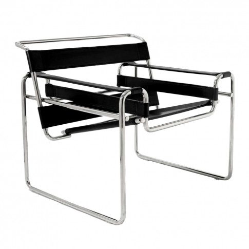 Wassily Lounge Chair Black