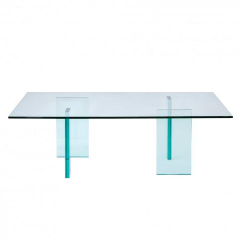 Kuramata Glass Coffee Table