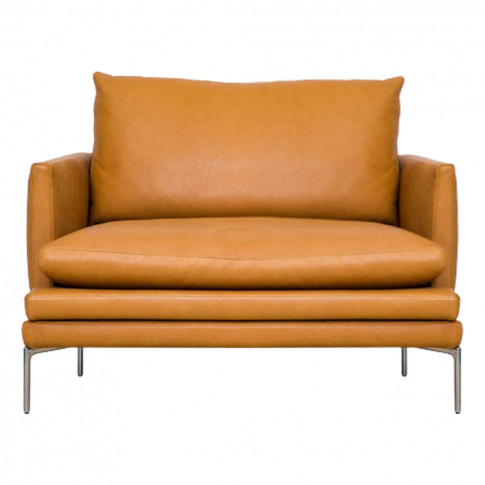 William Armchair Leather