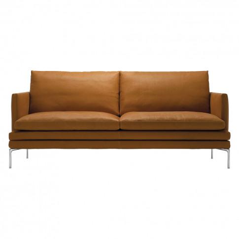 William Sofa Leather 2-Seater