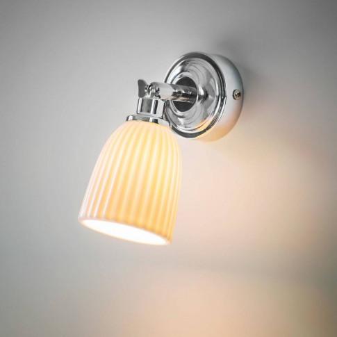 Ceramic Bathroom Spotlight