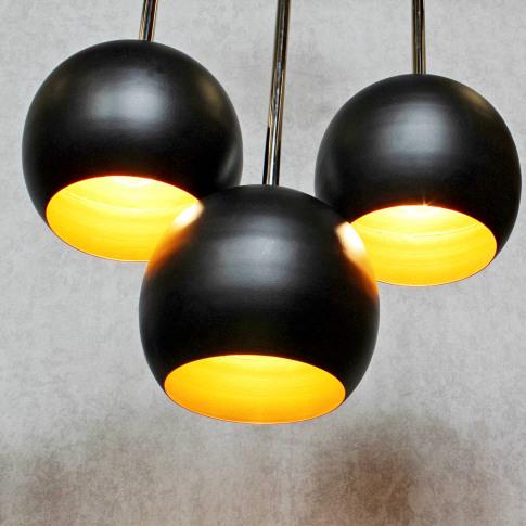 Triple Pendant Lights
