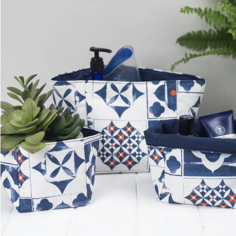 Marisol Storage Boxes, Tiling Pattern