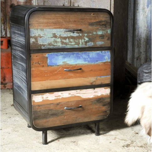 Mariner Three Drawer Chest