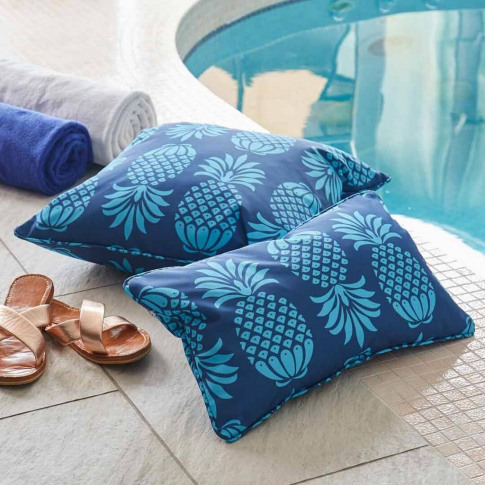 Pineapple Outdoor Cushion