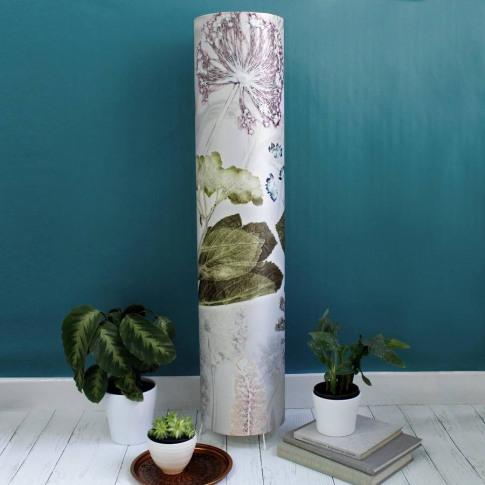 Delicate Pastel Bouquet Meter High Feature Floor Lamp