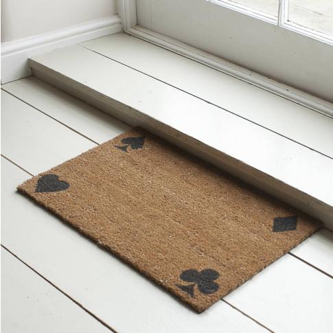 Solitaire Doormat